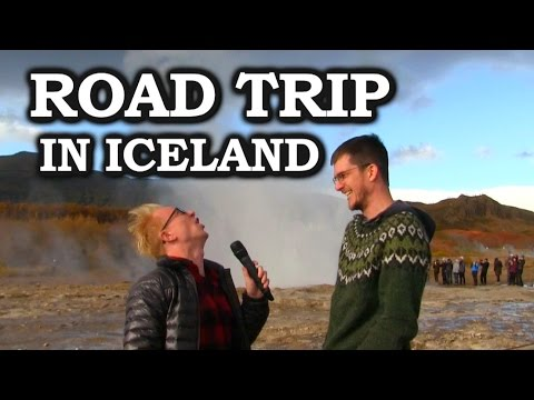Joe Goes On A Road Trip In Iceland