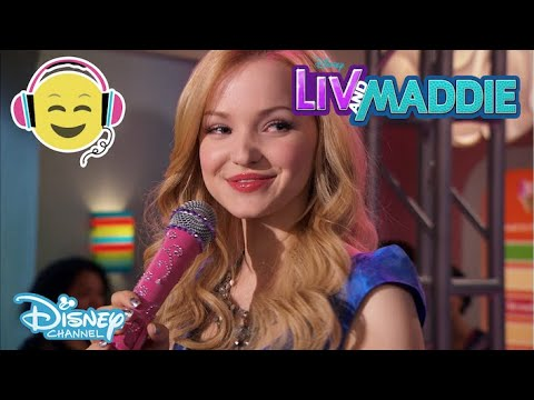 Liv And Maddie | Count Me In 🤩  | Disney Channel UK