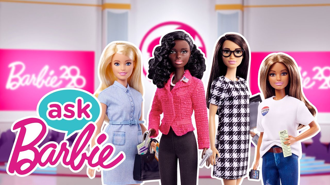 Ask Barbie About Running For Junior City Council in Malibu! | Barbie