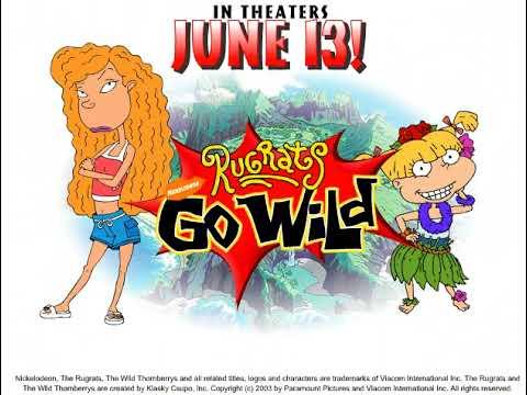 Rugrats Go Wild - Screensaver - YouTube