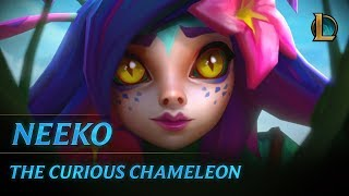 Neeko: The Curious Chameleon | Champion Trailer - League of Legends