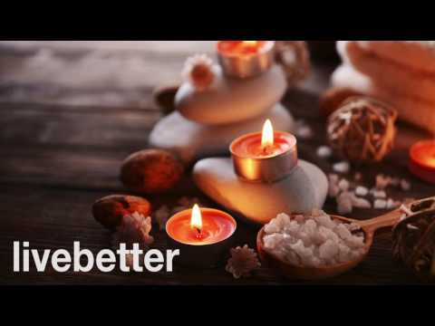 8 HORAS de Música de Spa Relajante para Masajes, Relajación, Zen, Yoga, Meditación Alegre en Paz