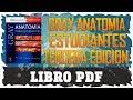 GRAY ANATOMÍA PARA ESTUDIANTES | 3RA EDICION | LIBRO | PDF | GRATIS |  COMPLETO