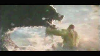 Thor Ragnarok - Hulk Vs Fenrir (wolf) 2/2 in HD