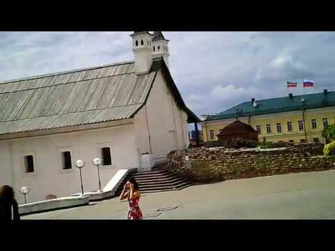 Visit to Kazan Pt 2 (Kazan Kremlin). Travel to Russia