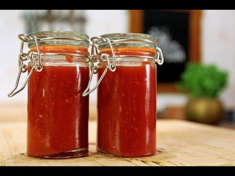 Domaći kečap - video recept