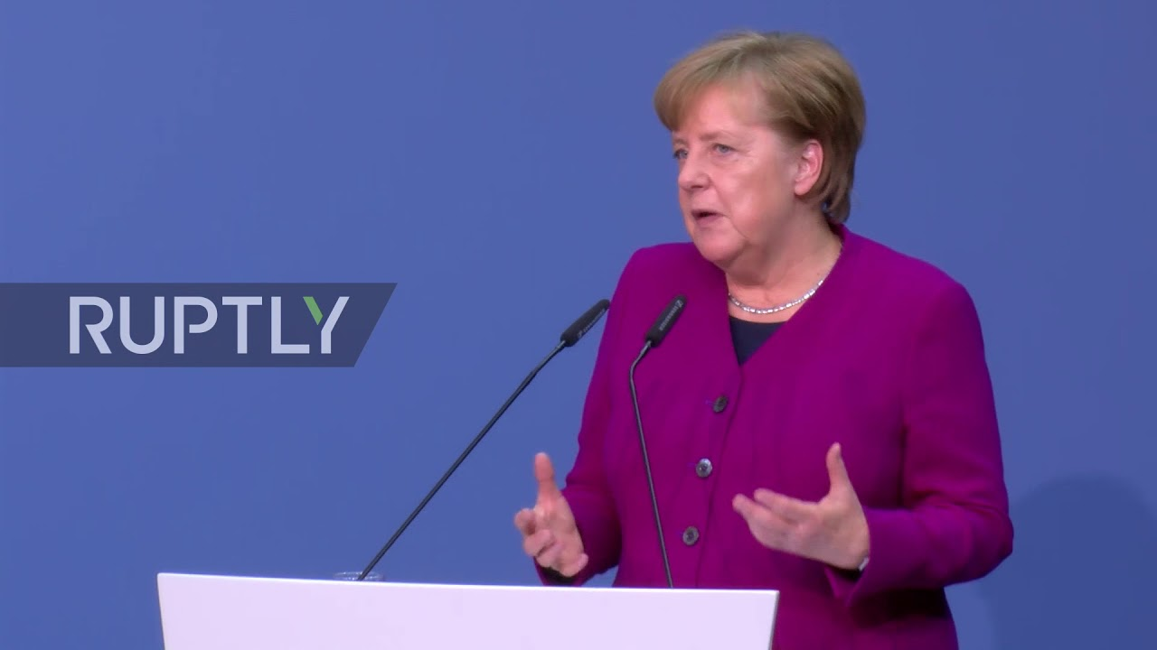 Germany: Merkel, Seehofer and Scholz sign Grand Coalition agreement