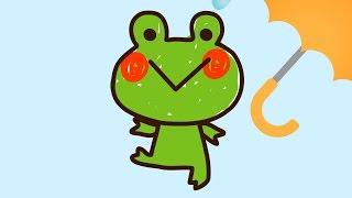 赤ちゃん笑う、喜ぶ、泣きやむ 傘で いないいないばぁっ peekaboo thumbnail