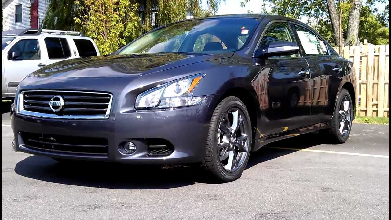 2012 maxima limited edition pkg exclusive 1st review youtube vanachro Image collections
