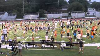 2015 Blue Coats Drum and Bugle Corps Bourbonnais, Illinois