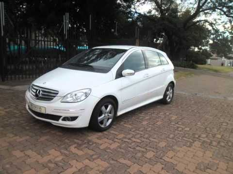 2007 mercedes benz b class 200 cdi autotronic auto for sale on auto trader south africa youtube. Black Bedroom Furniture Sets. Home Design Ideas
