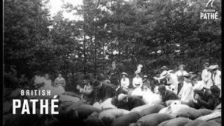 Islamic Ceremony In England AKA Moslem Ceremony (1914-1918)