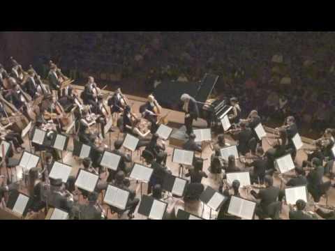 BRAHMS: Piano Concerto #2   Sa Chen, piano  Rico Saccani, conductor