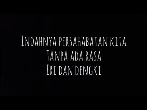 RizLyQ - Persahabatan (Official Lyric Video)