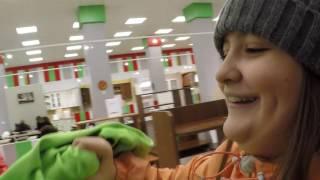 Влог Купили Кресла-мешки Песчанок и Ластика(, 2016-12-25T22:05:45.000Z)