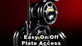 Powertec Olympic Weight Rack FitnessXpress.com.au