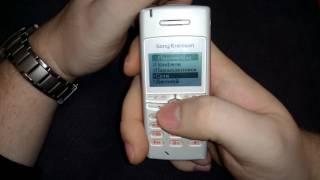 Обзор телефона Sony Ericsson T100