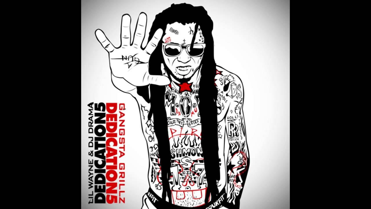 Lil wayne dedication 6 mixtape album download lilwaynededication.