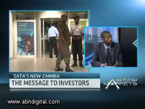 New Zambian President's Economic Programme of Action