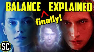 Star Wars: Balance of the Force (Finally!) Explained