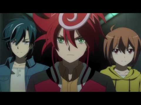 Cardfight! Vanguard G: With the Wind (By Tommy)