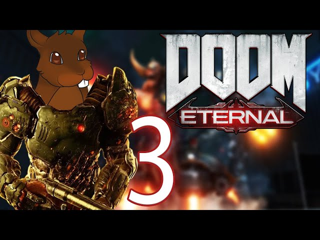 The Doom Hunter - Doom Eternal PC - Nightmare Difficulty - Gameplay / Walkthrough - EP 3