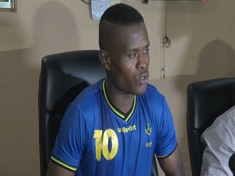 Samatta kaeleza sababu za kuonesha hasira game ya Taifa Stars vs Lesotho