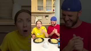 Pasta and Salt joke #shorts funny Tiktok video by SAMOLOCA