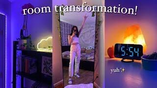 room transformation 2021!!! (much needed)