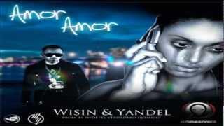 """Yandel ft. Gocho - Amor Real HD """"Los Lideres"""" [Amor Amor - Wisin Y Yandel Cover] ¡Nuevo Exito 2013!"""