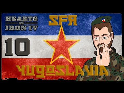 Tito's Yugoslavia [10] Hearts of Iron IV HOI4