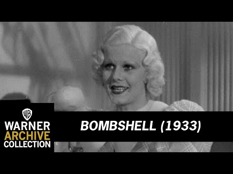 Bombshell (1933) – I Just Loved Baked Potatoes