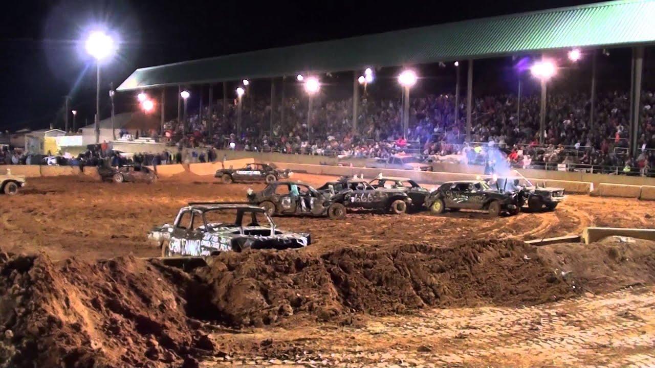 BeamNG.Demolition - The Fair Grounds Stream - 25.9.2017 ... |Demolition Derby Fair Grounds