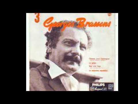 Georges Brassens - LE VERGER DU ROI LOUIS ( HD)