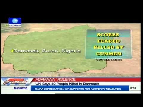 Over 3,000 Flee To Niger After Boko Haram Attack On Damassak - UN