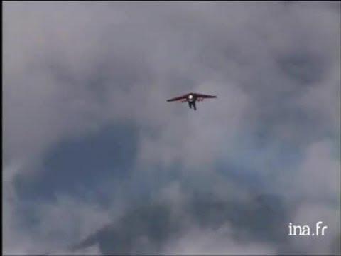 Jet man l'homme volant - Archive vidéo INA
