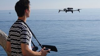 Parrot(패럿) 비밥드론2+스카이 컨트롤러- 미니드론 헬리캠 개봉기