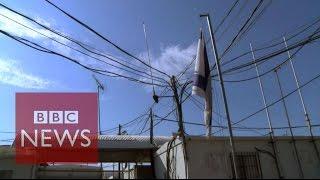 Bethlehem: Security preparations for Christmas celebrations - BBC News