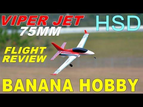 Viper Jet 720 Hsd / Banana Hobby Viper Jet