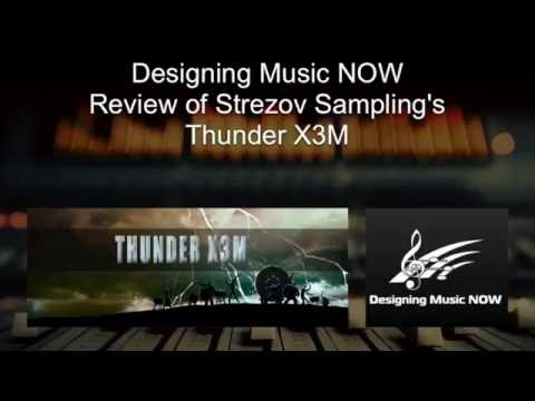 PERCUSSION REVIEW SERIES: Thunder X3M