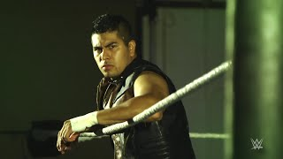 Don't miss Raul Mendoza on WWE 205 Live Friday night