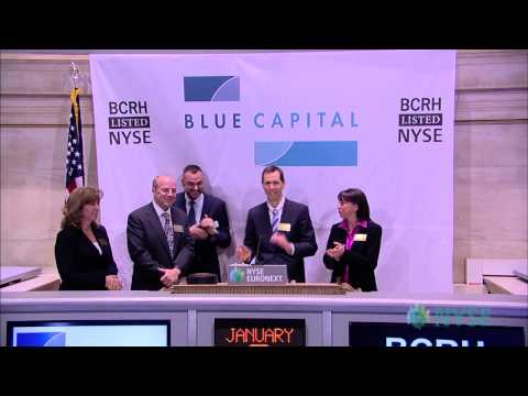 Blue Capital Reinsurance Holdings Ltd. Visits the NYSE