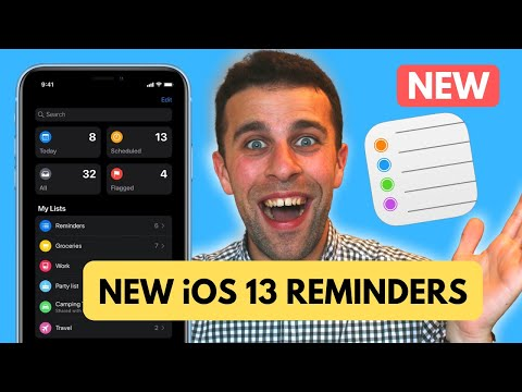 Everything You Need to Know: All-New Reminders in iOS 13