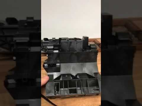 Error Code 86:01 Carriage Repair For HP T790 Designjet Also T770 T795 T1200 T1300 & T2300