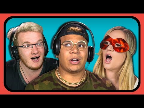 YOUTUBERS REACT TO KING OF MASK SINGER (Korean/Thai Singing Show)