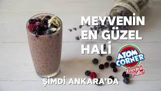 Atom Corner Ankara - Reklam