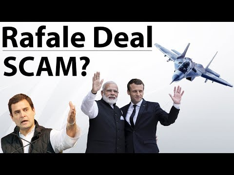Rafale Scam - Is the government hiding something ? - Current