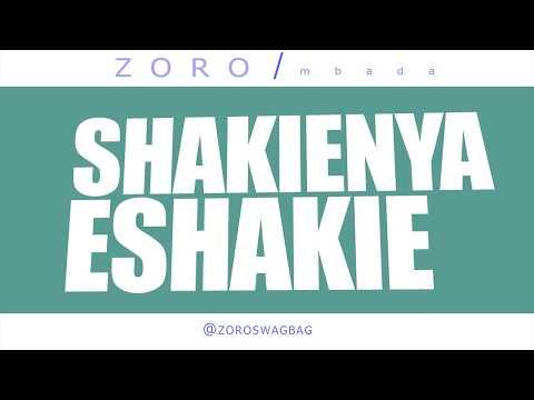 Zoro - Mbada [Lyric Video]