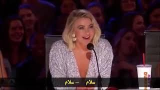 اجرای زیبا دختر 10 ساله در تلنت 2019😨😱👍