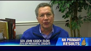 Kasich: I Can Get Along With the Establishment, But Im Not Part of It